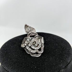 3/$12 Fashion Jewelry Rose flower ring